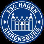 Das Logo des SSC Hagen in Ahrensburg